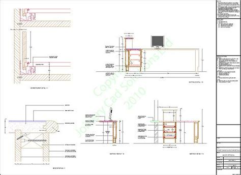Reception Desk Detail Manufacturing Detail Drawings Solution Manufacturing