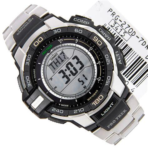 casio altimetro reloj casio con brujula altimetro y termometro