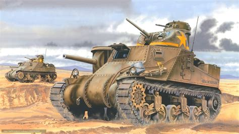 Where To Find Wallpaper by Download Wallpaper Medium Tank M3 Lee M3 Art Free