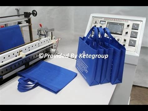 Paper Carry Bag Machine - automatic carry bag machine