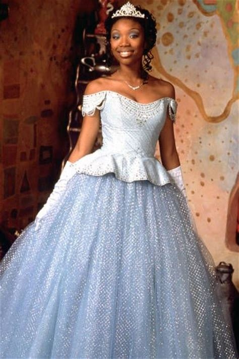cinderella film history the history of cinderella s gown brandy norwood movie