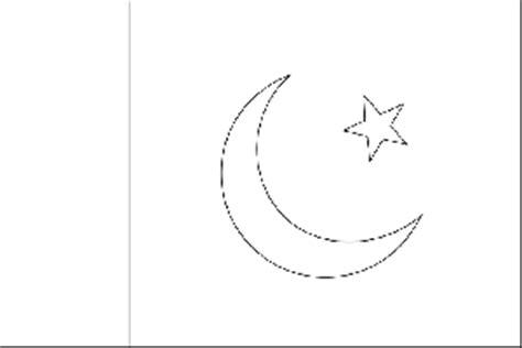 Pakistan Flag Coloring Page Pakistan Flag Coloring Page by Pakistan Flag Coloring Page