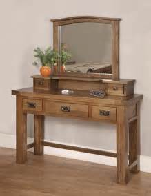 Wooden dressing tables designs an interior design