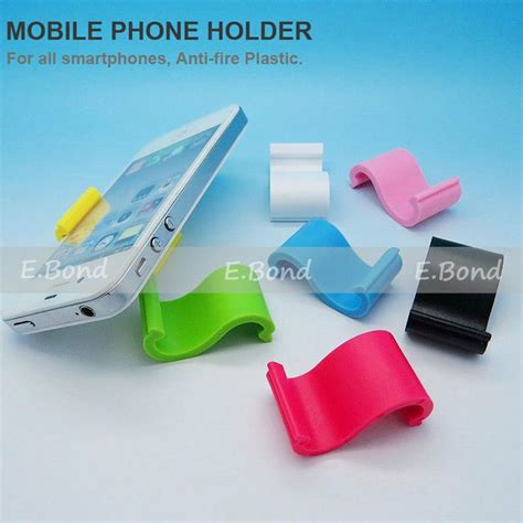 Plastic S Shaped Mobile Phone Stand Holder Green 2010 10 best mobile phone holder images on phone