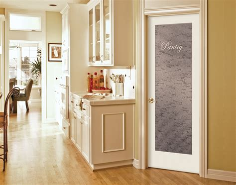 cool single swing white frozzen pantry door wooden glass door kitchen cabinetry midcentury kitchen pantry ideas picture views home
