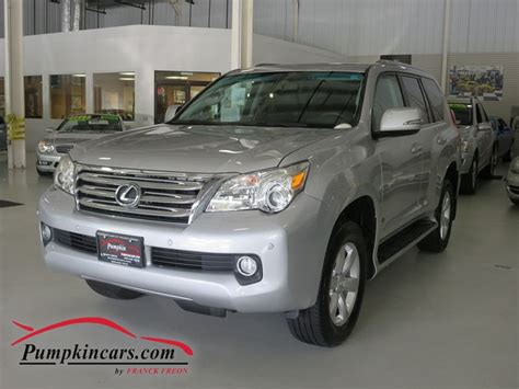 lexus gx 460 prices paid 2010 lexus gx 460 navigation in new jersey nj stock no 3654