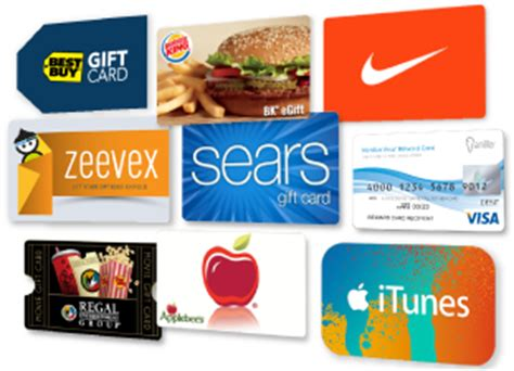 Gift Cards Sold At Sears - branded gift cards