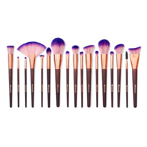 setter define fairytale collection vol 2 makeup brushes set gwa london