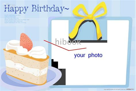 printable birthday cards upload photo printable birthday cards upload photo