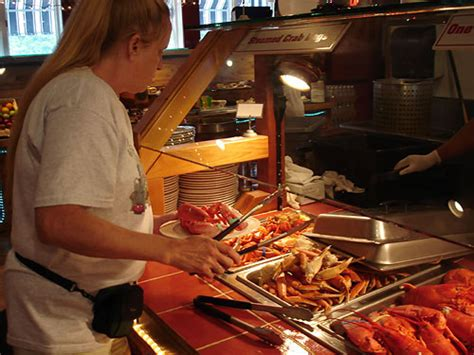 Custy S Lobster Buffet Review All You Can Eat Restaurant All U Can Eat Lobster Buffet