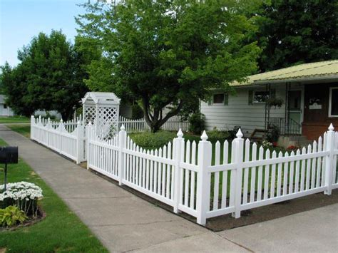 38 best images about white fence ideas on