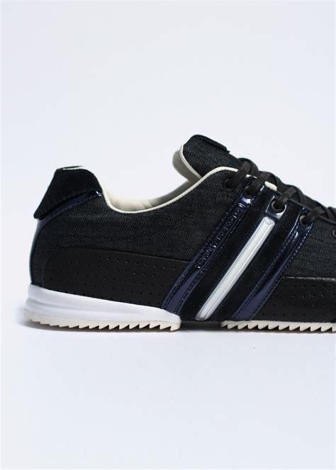 adidas y3 adidas y3 sprint denim trainers black