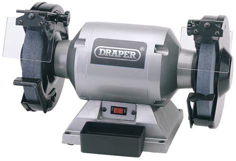 bench grinder use draper 29621 230v 200mm heavy duty bench grinder ghd200
