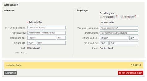Paket Etiketten Drucken Dhl by Paket Beschriften Eine Anleitung F 252 R Dhl Hermes Dpd