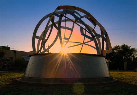womens house  sculpture  john scott arthur roger