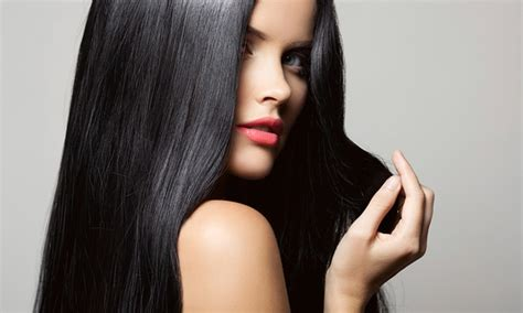 keratin treatment infinity hair salon groupon