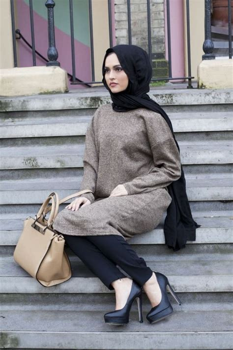 Jilbab Legging Hijabista Inayah Hashtag Fashion