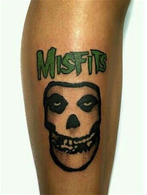misfits tattoo misfits misfits and tattoos and on