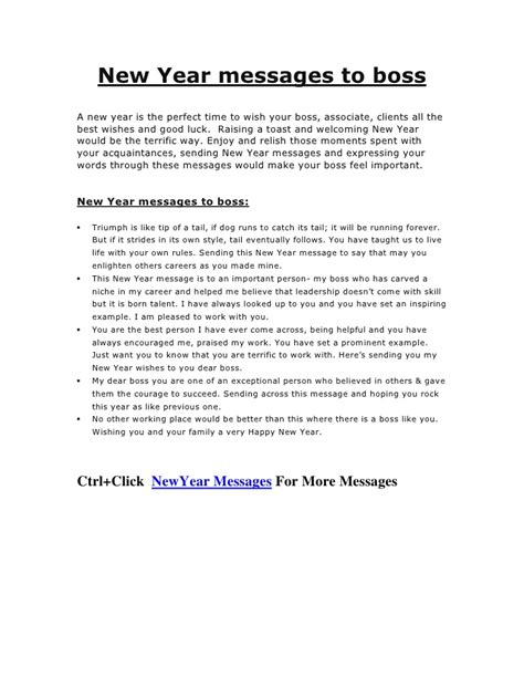 new year greeting letter exle new year messages to