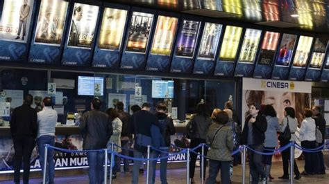 baja el precio de las entradas de cine tras rebajarse el - Precio De Las Entradas Al Cine