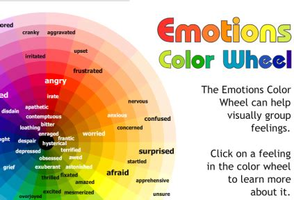 color of intelligence identify emotions daily planit