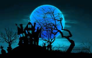 Home Small House haunted house moonlight silhouette vector clip art