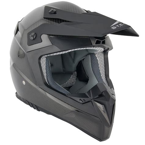 carbon fiber motocross helmets stealth hd210 carbon fibre lightweight fiber acu approved