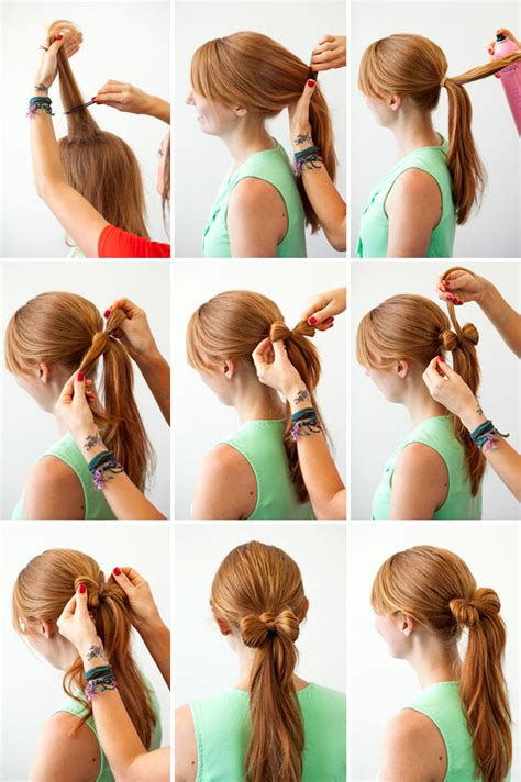 easy ways to make cute hairstyles 3 new ways to add hair bows to your do brit co