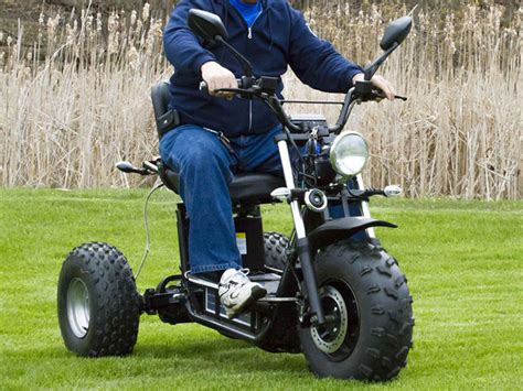 Boomer mobility scooter