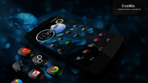 thems apk next launcher theme cosmix pro 1 1 apk free apk installer for android