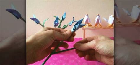 Origami Bird Of Paradise Flower - how to origami realistic birds of paradise flowers 171 origami