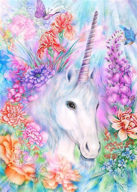 painting unicorn 324 best images about of the unicorn in on