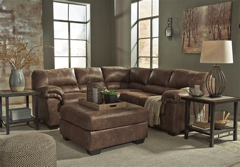 laf sectional bladen coffee 2pc laf sofa sectional lexington