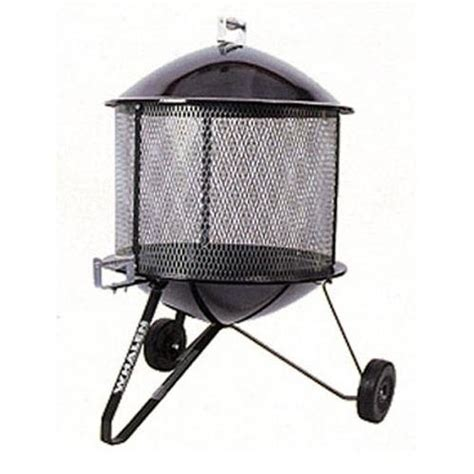 whalen 41210 28 inch wide portable outdoor pit