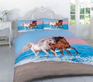 Duvet Bedspread Horses Bedding Printed 3d Hd Quilt Duvet Bedding Cover Bedding