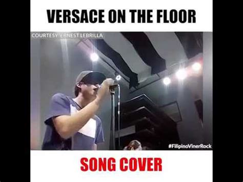 On The Floor Song by Nailed Bruno Mars Versace On The Floor Song Cover