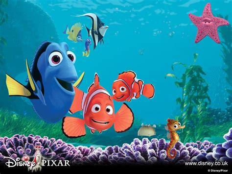 Www Finding Finding Nemo Wallpaper Number 1 1024 X 768 Pixels