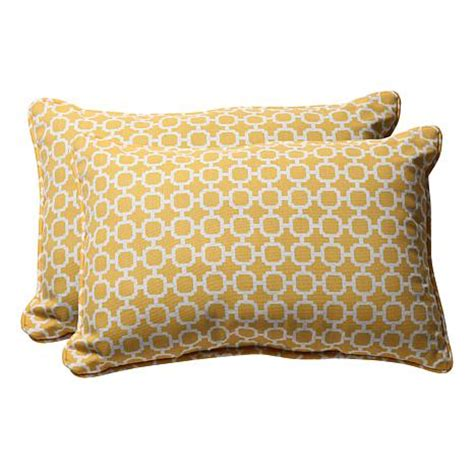 Outdoor Rectangular Pillows by Pillow Set Of 2 Oversized Outdoor Rectangular