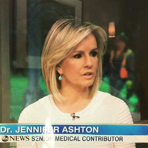 dr jennifer haircut 8 best dr jennifer ashton images on pinterest jennifer