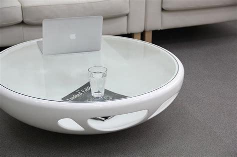 modern white coffee table furniture fashionround coffee tables 12 great ideas