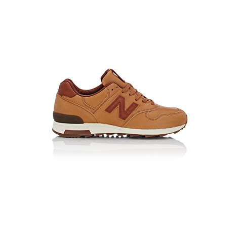New Balance 1400 Leather new balance leather 1400 sneakers in brown for lyst