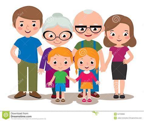 clipart famiglia grandparents family clipart clipartxtras