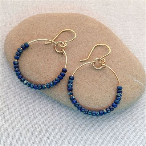Handmade Earring Ideas - amazing handmade jewelry ideas for handmade4cards