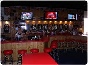 sports bar decor for the home