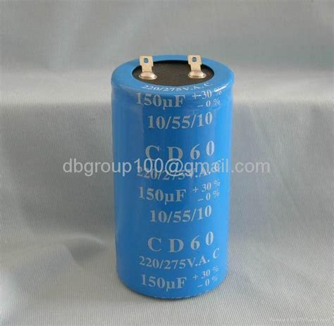 how to discharge a hvac capacitor safely capacitor for lighting air conditioner refrigerator compressor cbb80 bsd oem china