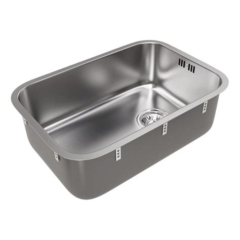 sink units burns ferrall single mm bowl range