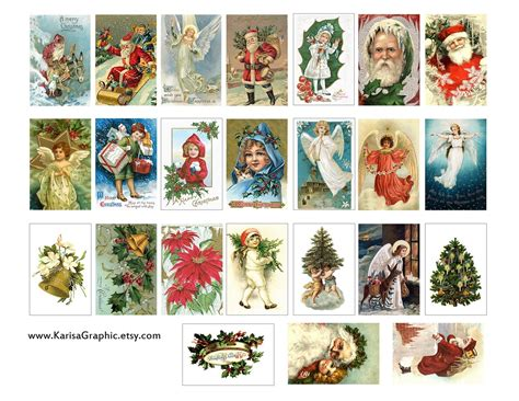 printable vintage christmas decorations free printable vintage christmas cards christmas lights