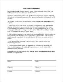 purchase order agreement template doc 8161056 sle purchase agreements purchase