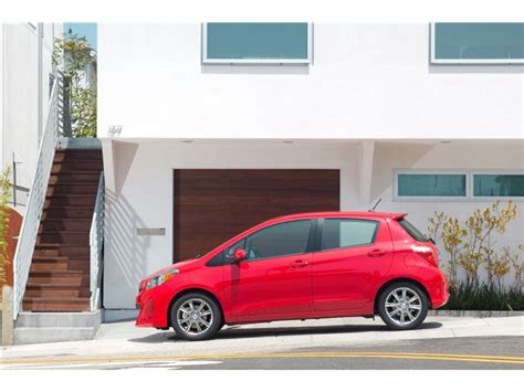 2013 Toyota Yaris Review 2013 Toyota Yaris Prices Reviews And Pictures U S News