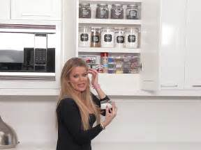 Kris Jenner Home Interior khloe kardashian shows off her perfectly organized baking